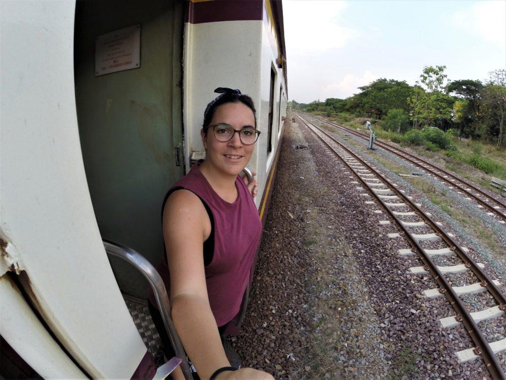 Treno Chiang Mai - Lampang