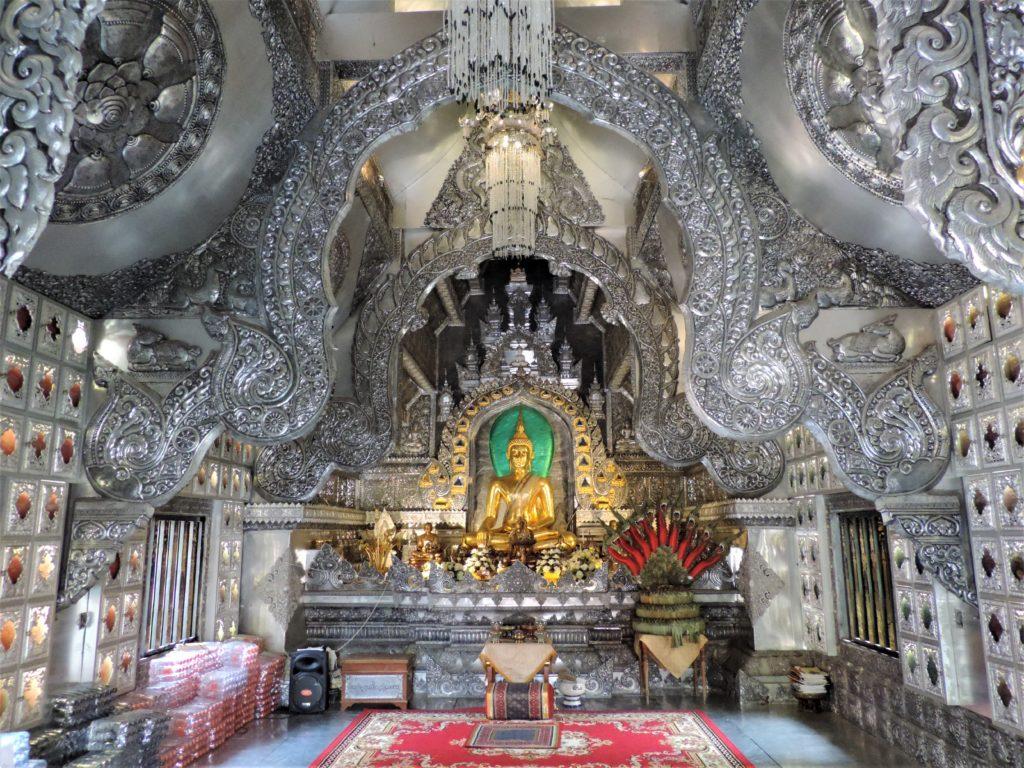 Wat Siri Suphan Sanctuary Chiang Mai