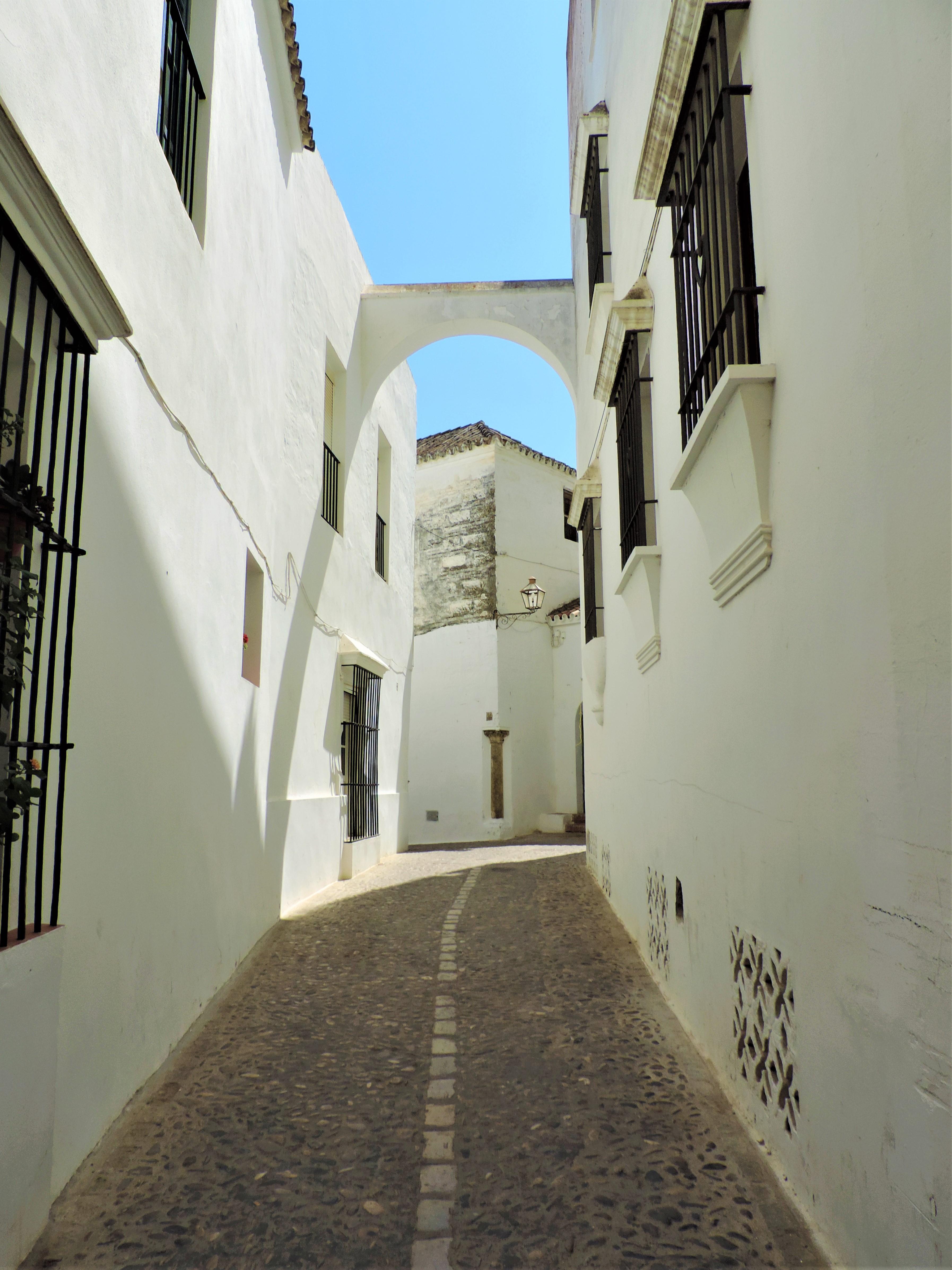 Spagna on the road pueblos blanco