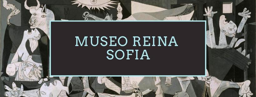 MADRID gratis museo reina sofia