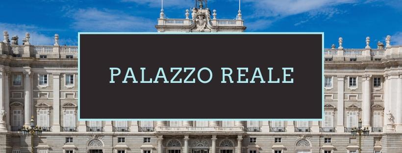 MADRID gratis palazzo reale
